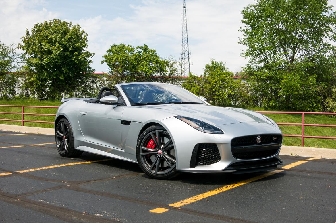 2017 Jaguar F Type: Our View