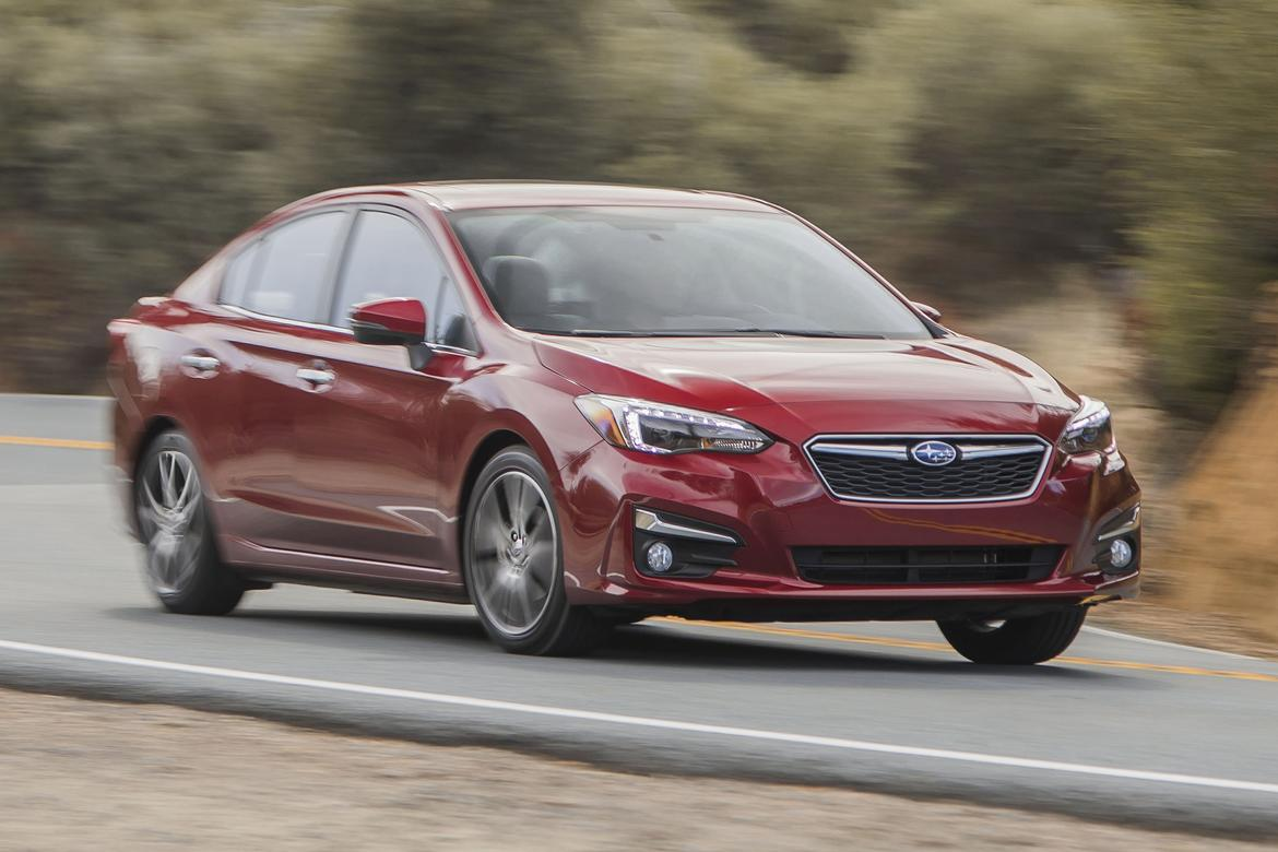 2018 Subaru Impreza What S Changed News Cars Com