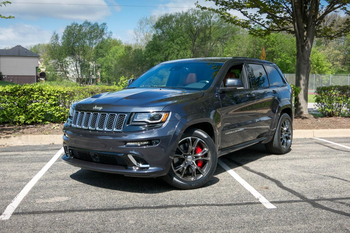 2016 jeep grand cherokee our review. Black Bedroom Furniture Sets. Home Design Ideas