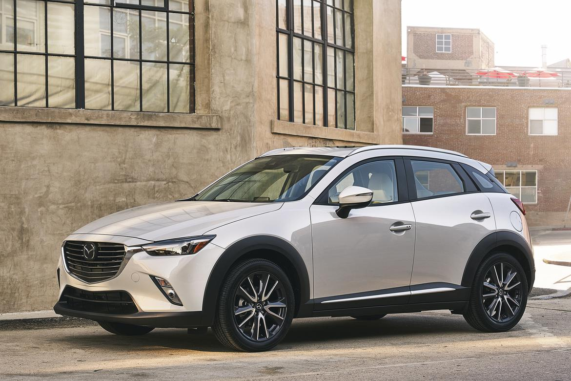2018 mazda cx 3 adds features bumps up price news. Black Bedroom Furniture Sets. Home Design Ideas