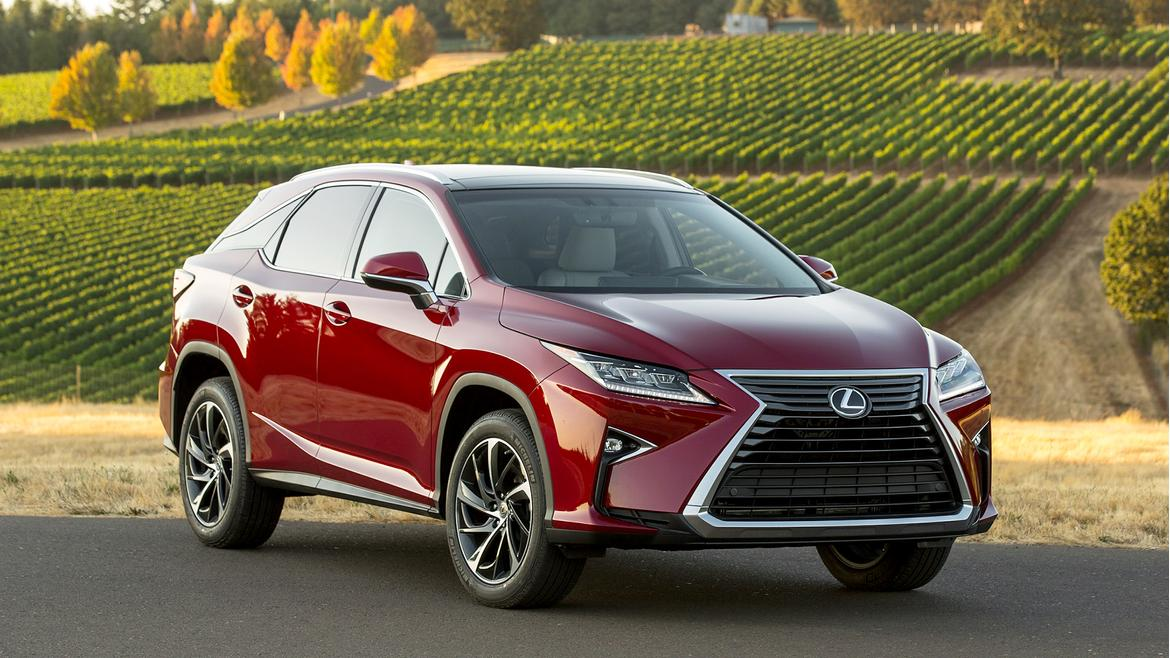 2018 Lexus Rx What S Changed News Cars Com