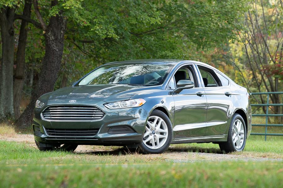 2015 Ford Fusion Our Review Cars Com