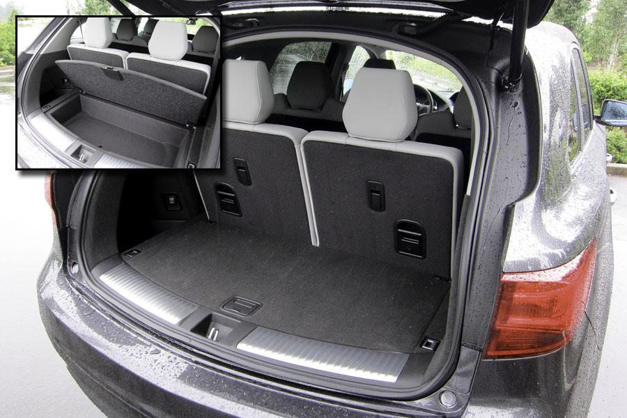 2015 acura mdx our review. Black Bedroom Furniture Sets. Home Design Ideas