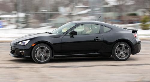 Tracking The Fuel Economy Of Cars Com S 2013 Subaru Brz News
