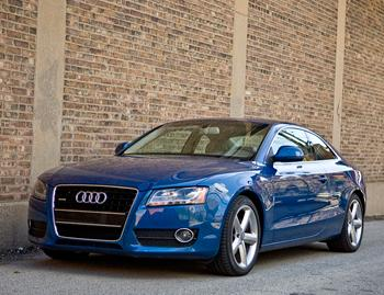 2009 audi a5 our review. Black Bedroom Furniture Sets. Home Design Ideas