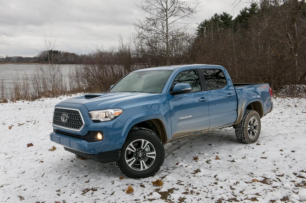 Changes To The 2019 Toyota Tacoma Top What S New This Week On