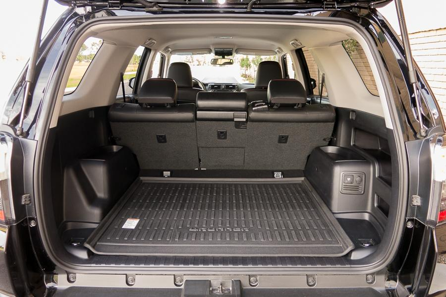 2015 toyota 4runner our review. Black Bedroom Furniture Sets. Home Design Ideas
