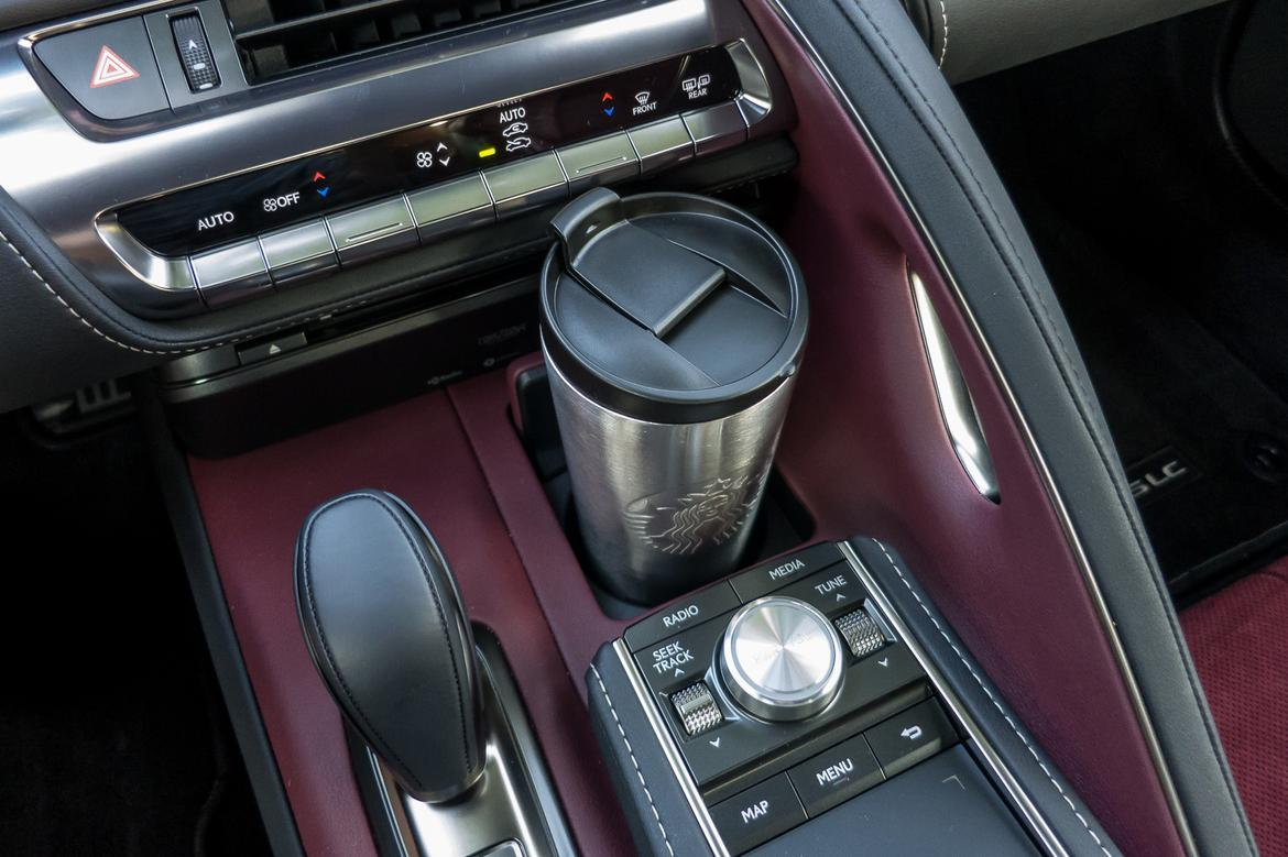 5 Things To Make Touring In A Lexus Lc 500 Grander News Cars Com
