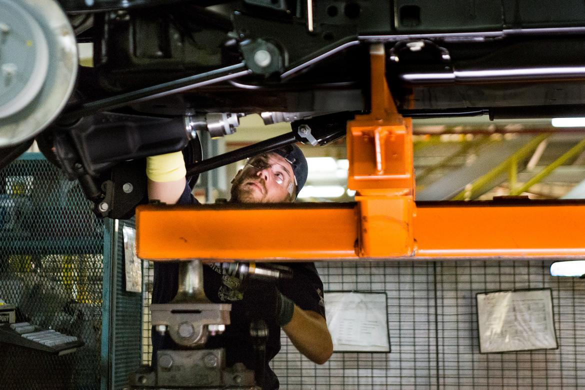 Fantastic 2017 AmericanMade Index The People Behind The Jeep Plant