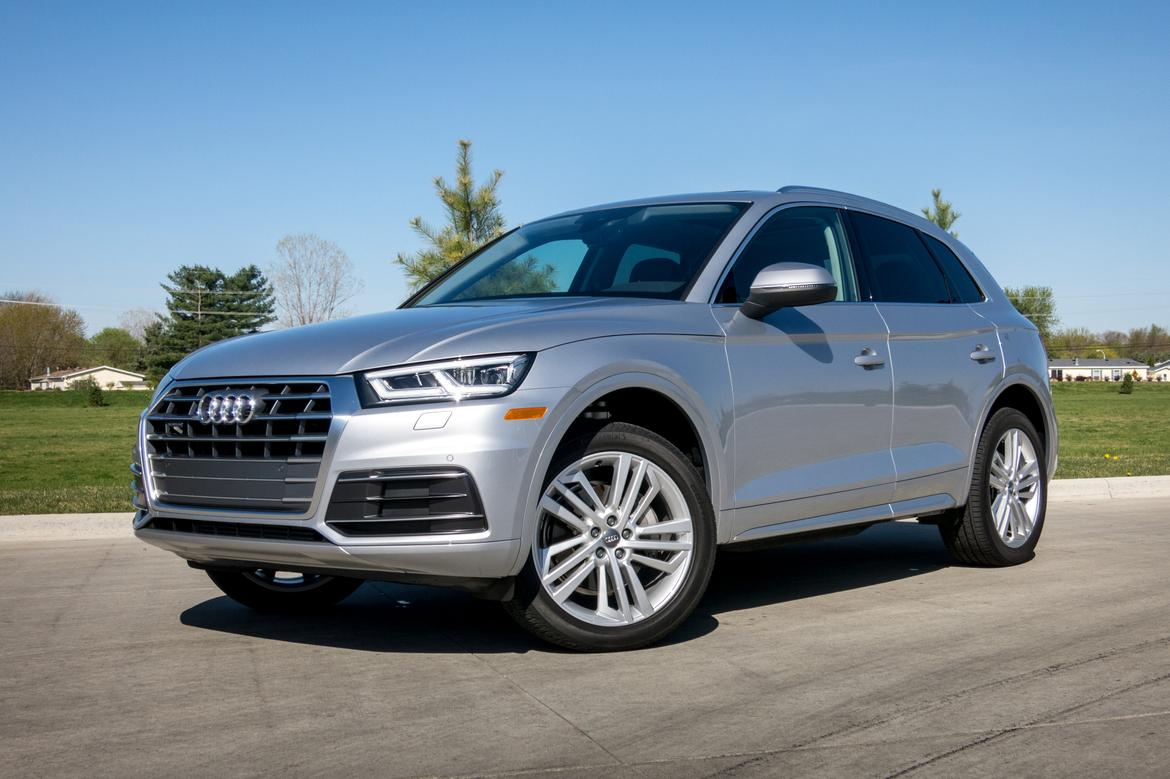 2018 audi q5 our review. Black Bedroom Furniture Sets. Home Design Ideas