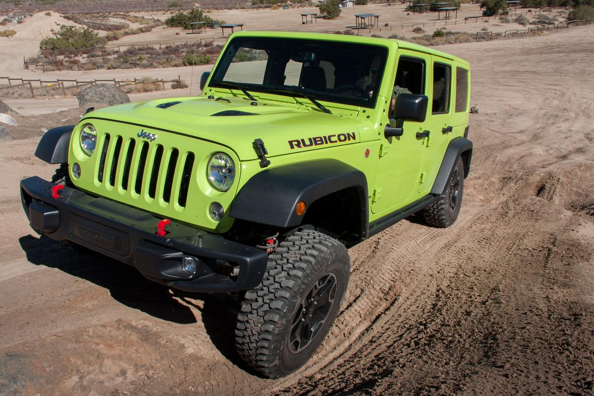 2016 jeep wrangler unlimited our review. Cars Review. Best American Auto & Cars Review