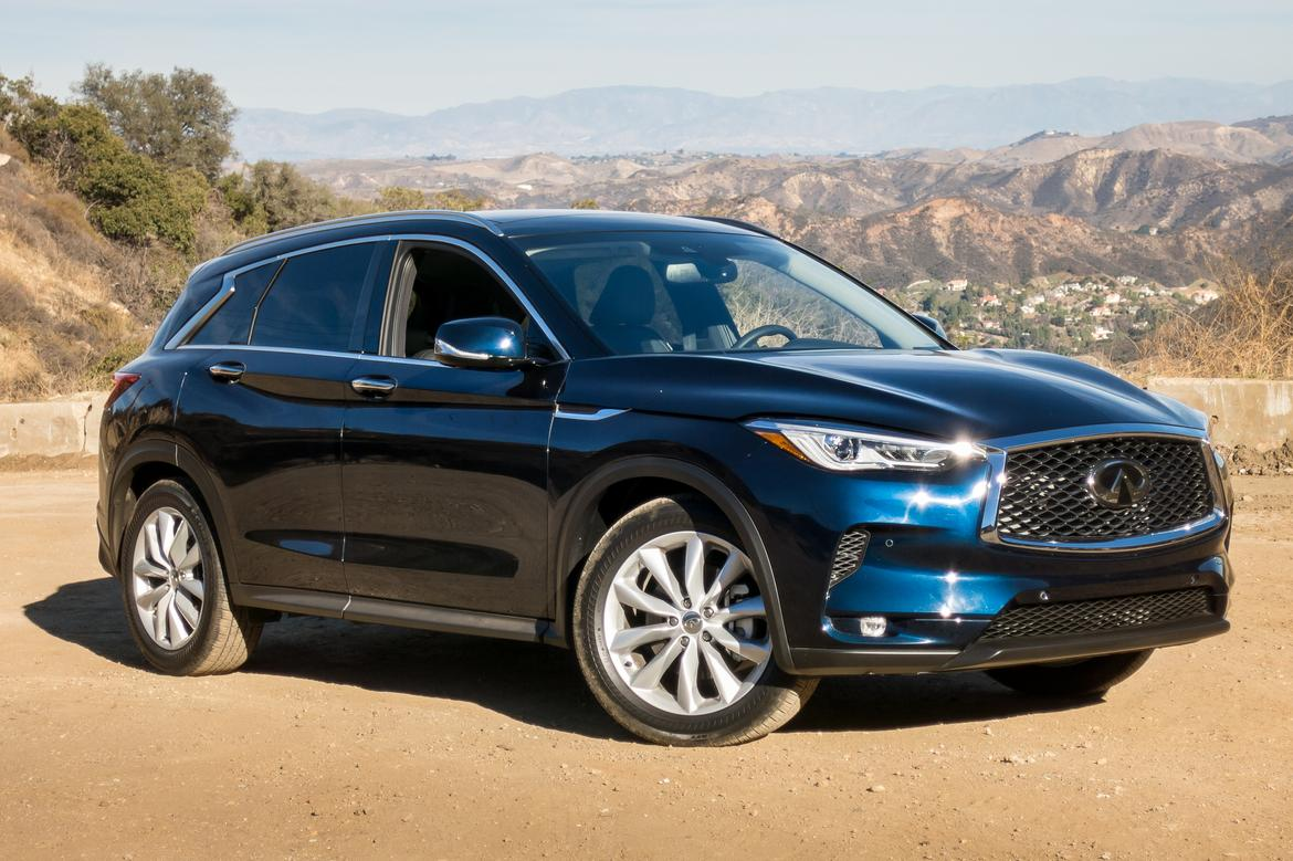 Infiniti Qx 50 2019 >> 2019 Infiniti Qx50 Beauty Is Skin Deep News Cars Com