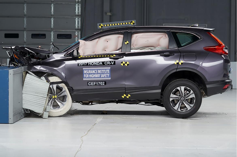 2017 Honda CR-V Again Top Safety Pick Plus | News | Cars.com