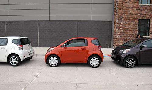 2012 Scion Iq First Drive News Cars Com