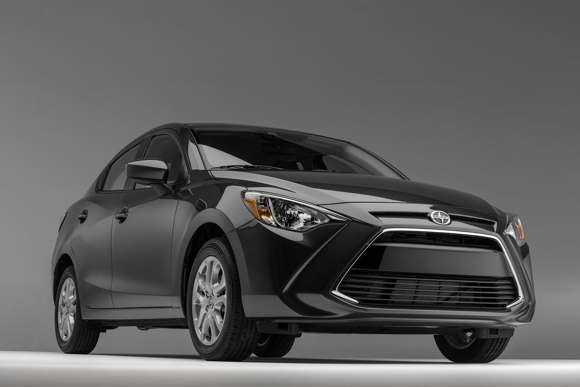 Luxury 2016 Scion IA First Look  News  Carscom