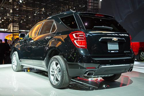 how much has the 2016 chevy equinox really changed 28 autos post. Black Bedroom Furniture Sets. Home Design Ideas