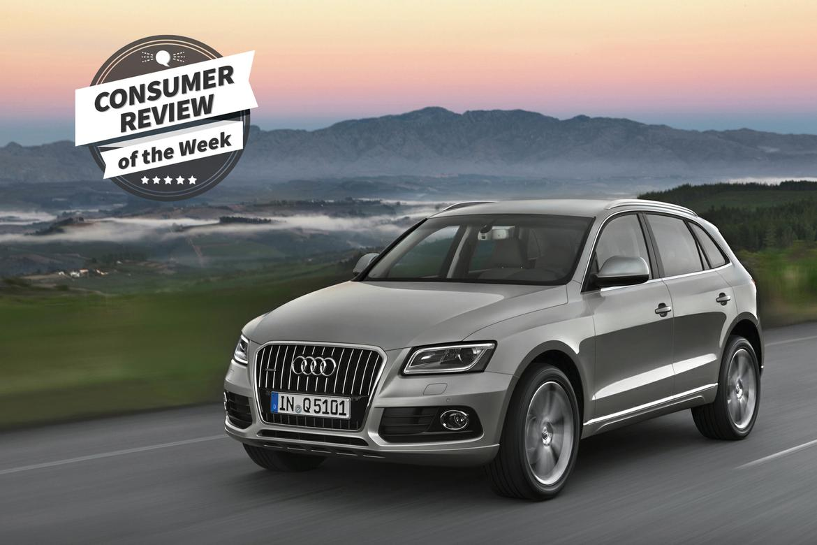 Audi Q SUV Carscom Overview Carscom - Audi car q5