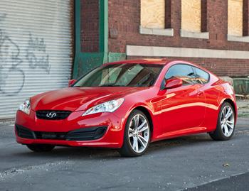 2011 Hyundai Genesis Coupe Our Review Cars Com