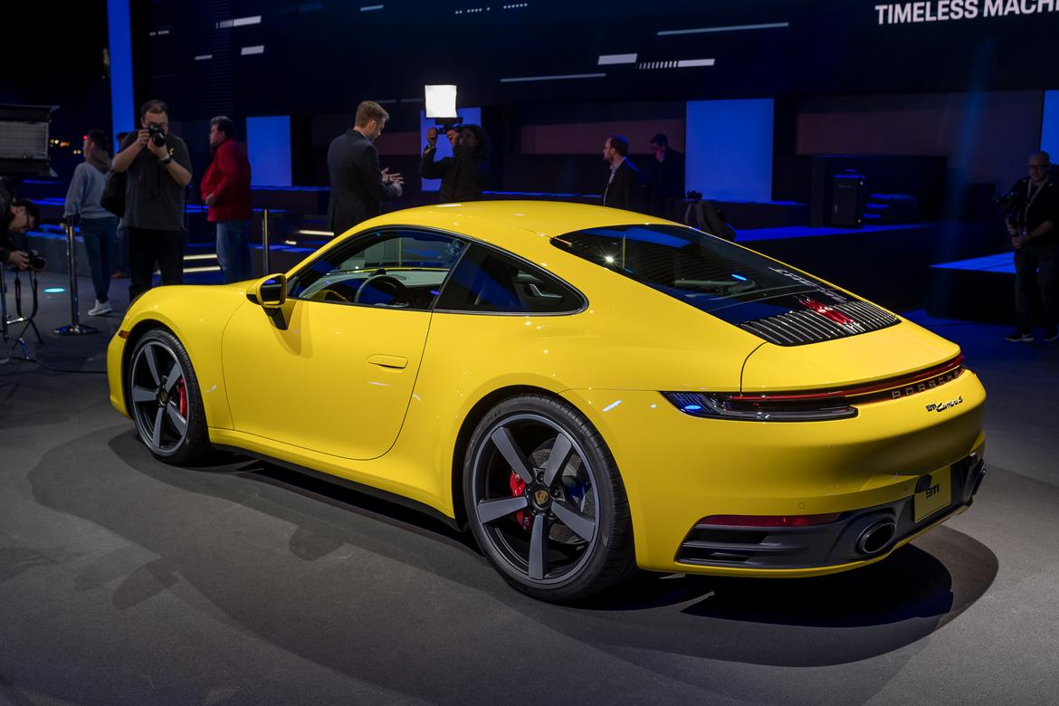 2020 Porsche 911 If It Ain T Broke You Can Still Fix It News