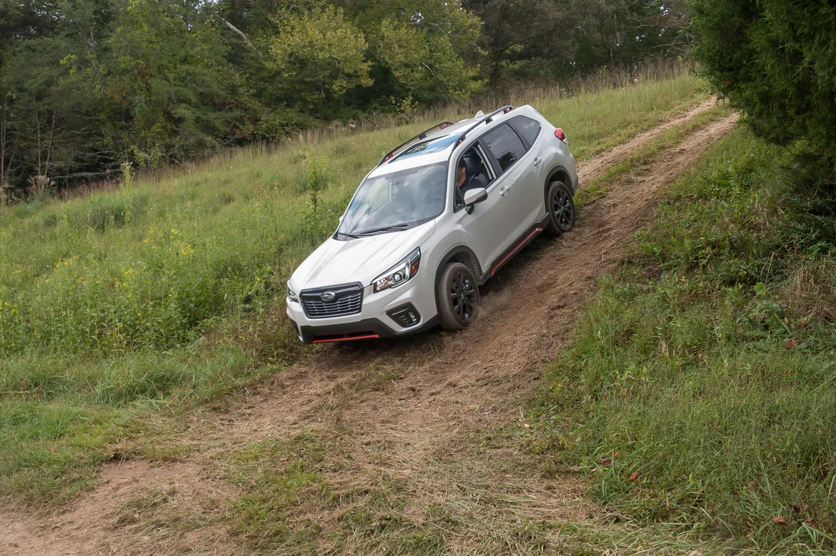 2019 Subaru Forester All New And Better Just Not Shouting It