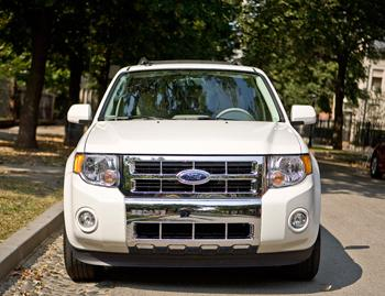 2009 ford escape hybrid our review. Black Bedroom Furniture Sets. Home Design Ideas
