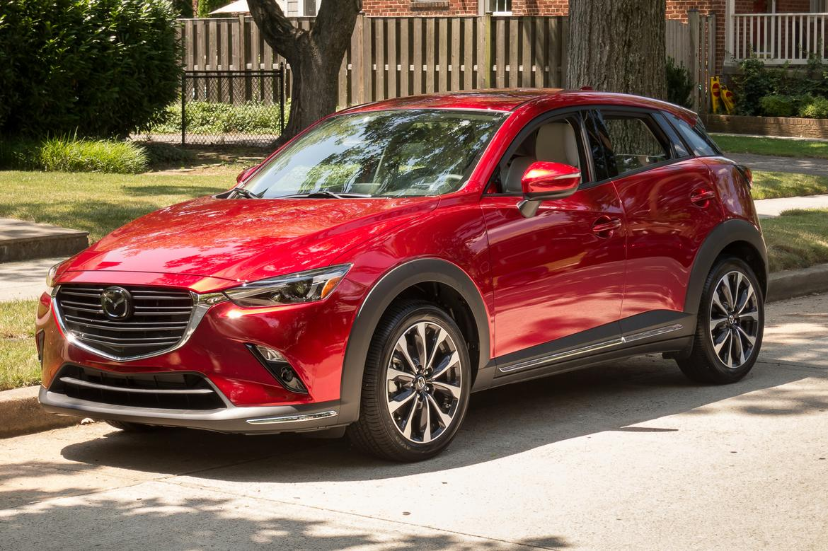 2019 Mazda CX-3 Review: Good Things, But in a Small Package