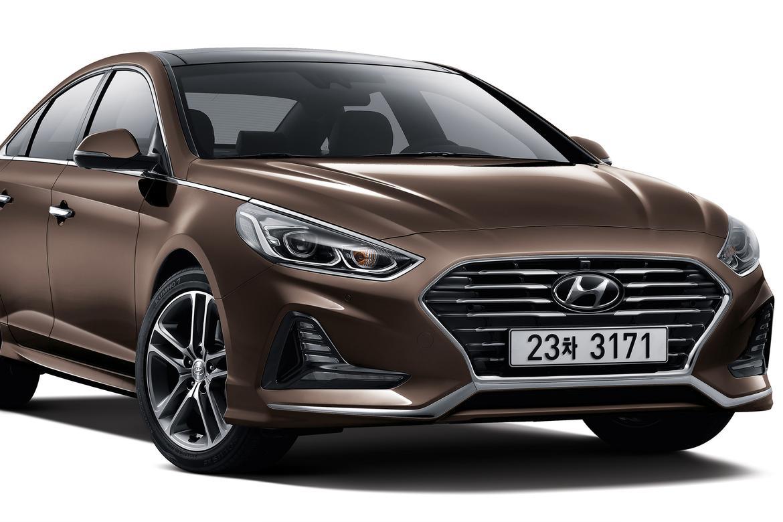 Hyundai to Livestream 2018 Sonata\'s U.S. Debut | News | Cars.com