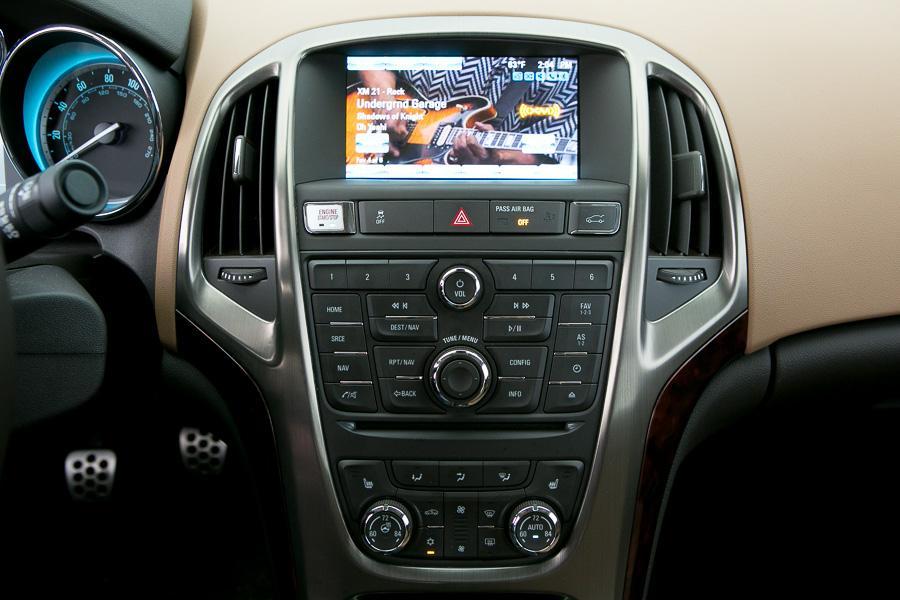 2014 Buick Verano - Our Review | Cars.com
