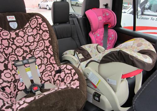 2012 Land Rover Lr4 Car Seat Check News Cars