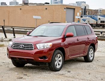 2010 toyota highlander our review. Black Bedroom Furniture Sets. Home Design Ideas