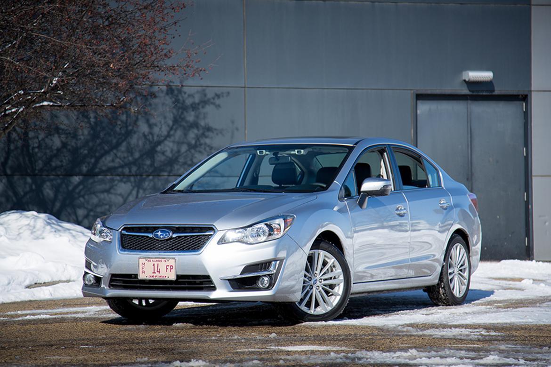 2016 Subaru Impreza Best Deal For Commuters