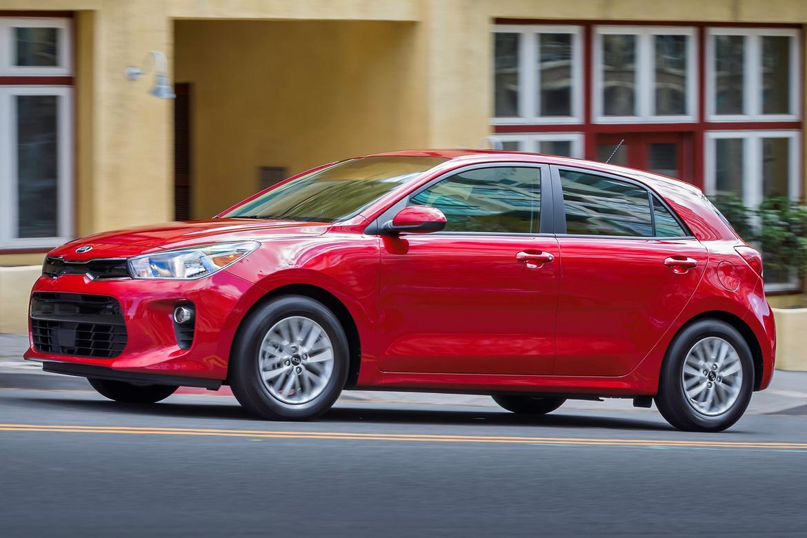 2018 Kia Rio Preview News Cars Com