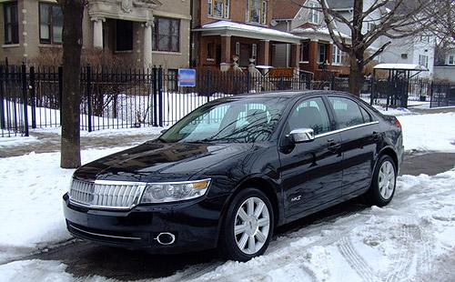 The Urban DINK: 2007 Lincoln MKZ AWD | News | Cars.com