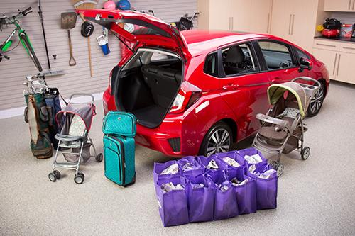 2015 Honda Fit Real World Cargo Space News