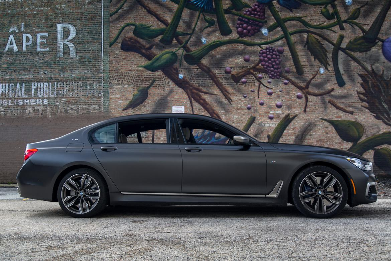 2017 Bmw M760 Our Review Cars Com