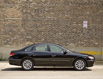 2008 Hyundai Azera  Our Review  Carscom