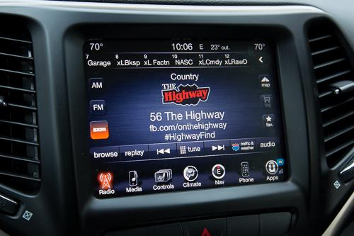 Long-Term 2014 Jeep Cherokee: Life With the Uconnect System   News