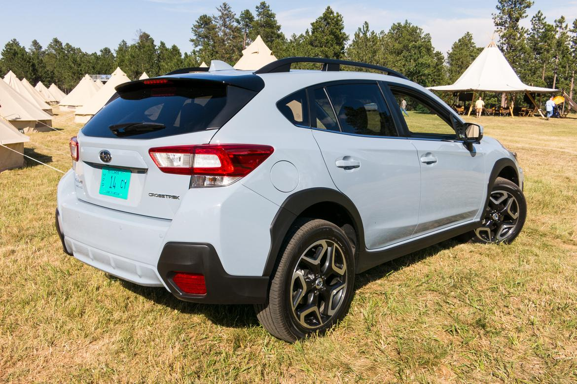2018 subaru crosstrek first drive sharper edge engines. Black Bedroom Furniture Sets. Home Design Ideas