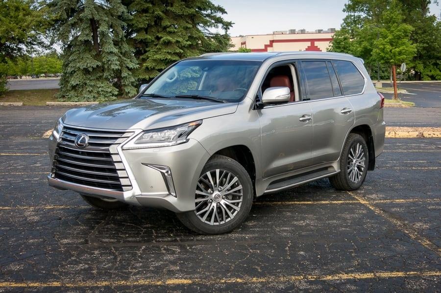 2017 lexus lx 570 our review. Black Bedroom Furniture Sets. Home Design Ideas