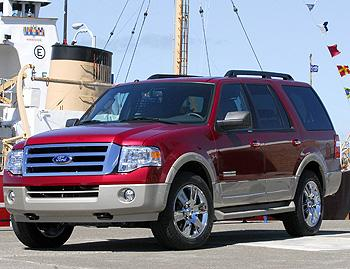 Ford Expedition El >> 2008 Ford Expedition - Our Review | Cars.com