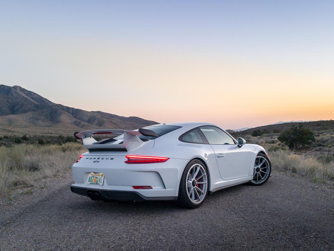 2018 porsche 911 gt3: great to date, but is it monogamy material