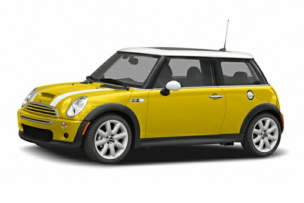 recall alert 2005 2008 mini cooper news. Black Bedroom Furniture Sets. Home Design Ideas