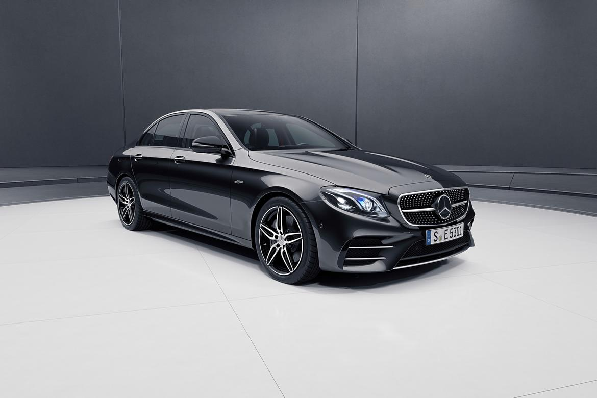 Mercedes Amg Adds 2019 E53 Sedan To Mild Hybrid Performance Fam