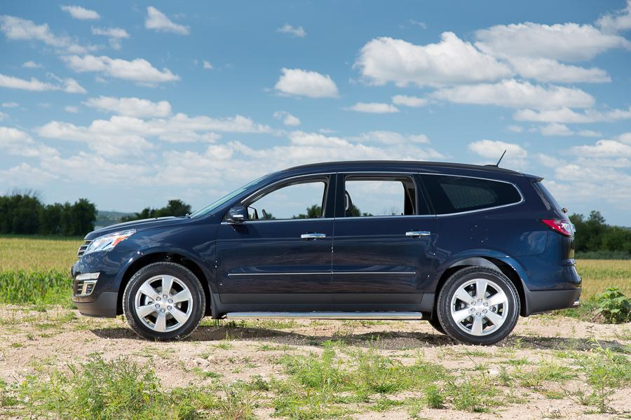 2016 chevrolet traverse our review. Black Bedroom Furniture Sets. Home Design Ideas