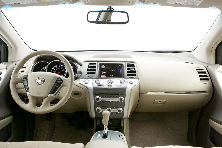 2014 nissan murano our review - Nissan murano 2017 interior colors ...
