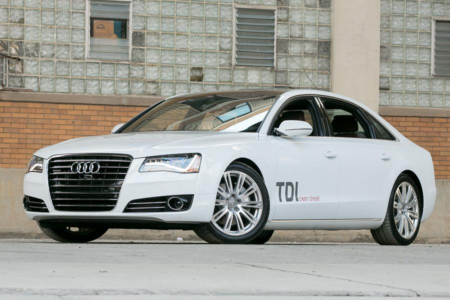 2014 audi a8 our review. Black Bedroom Furniture Sets. Home Design Ideas