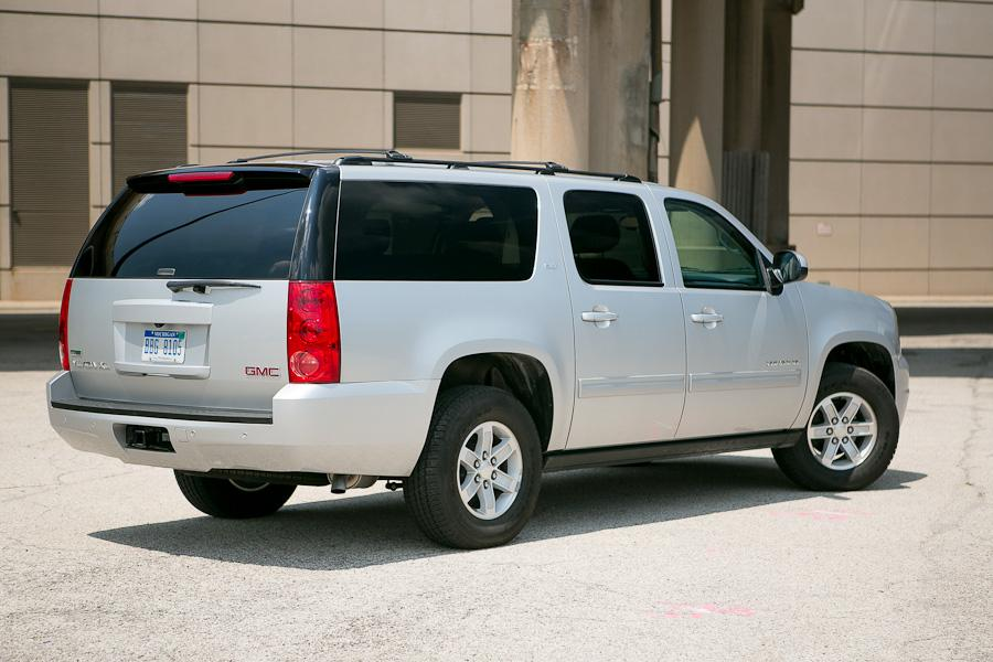 2012 gmc yukon xl our review. Black Bedroom Furniture Sets. Home Design Ideas
