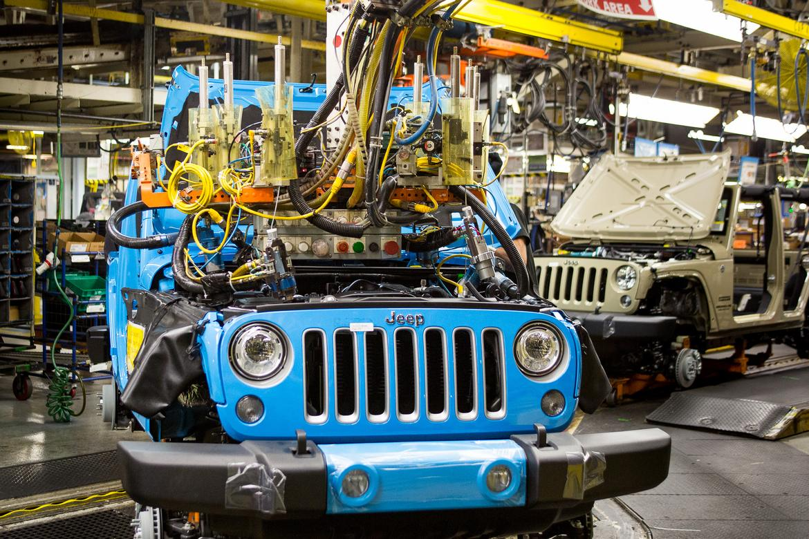 Beautiful 2017 AmericanMade Index The People Behind The Jeep Plant