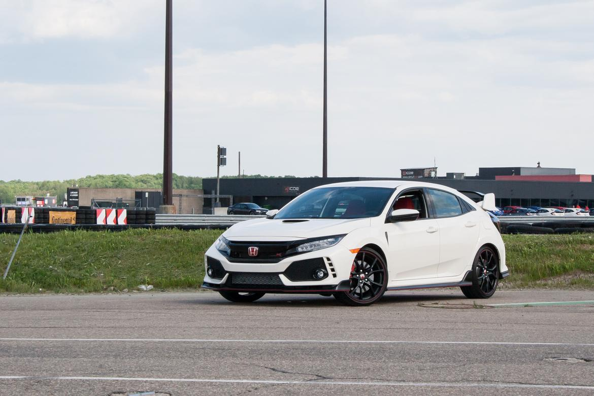 2017 Honda Civic Type R Review: First Drive | News | Cars.com