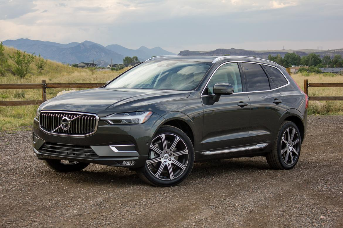 2018 Volvo Xc60 Review First Drive News Cars Com